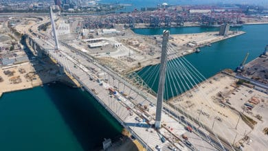 Photo of Long Beach bridge, decade in the making, opens Monday