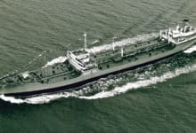 Photo of Maritime History Notes: 'Jumboized' T-2 tankers
