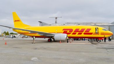 Photo of Mesa Airlines makes first cargo flight for DHL