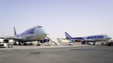 Photo of National Airlines expands 747 freighter fleet by 150%
