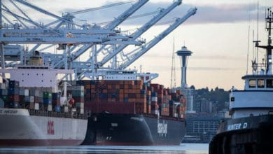 Photo of Ports of Seattle, Tacoma ride retail replenishment wave