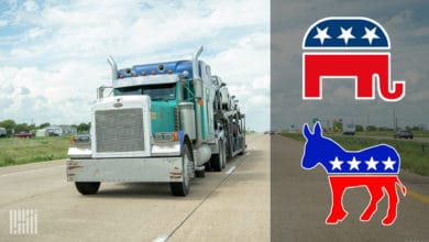 Photo of Election 2020: OOIDA says Trump a net positive for small-business truckers