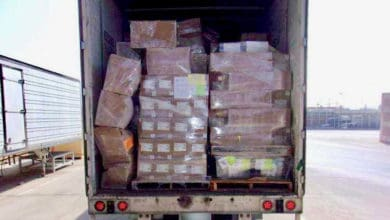 Photo of $8M worth of narcotics intercepted in shipments from Mexico
