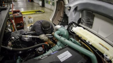 Photo of 'Right to repair' proposal touted as major cost saver for truck owners