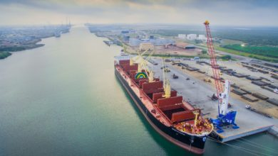 Photo of Port of Brownsville wins grant to expand grain exports