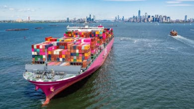 Photo of 'Untraditional peak' a good thing at Port of New York/New Jersey