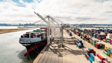 Photo of Port of Oakland sets imports record, sees exports climb