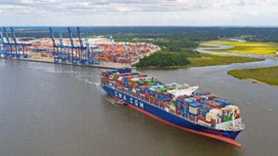 Photo of South Carolina sees uptick in port activity