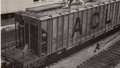 Photo of FreightWaves Flashback: ACL Railroad obtains versatile whopper hopper