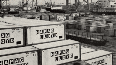 Photo of FreightWaves Flashback: Hapag-Lloyd fleets merge