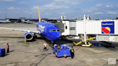Photo of Southwest Airlines records $1.2B Q3 loss