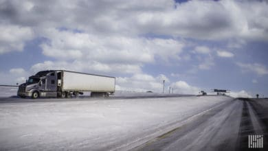 Photo of Midwest truckers to face another early season snowstorm (with forecast video)