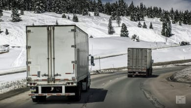 Photo of America's most dangerous roads for truckers