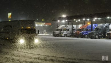 Photo of 5 items truckers should carry to survive winter storms