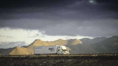 Photo of EPA settles with three trucking companies for violating California trucking emissions laws