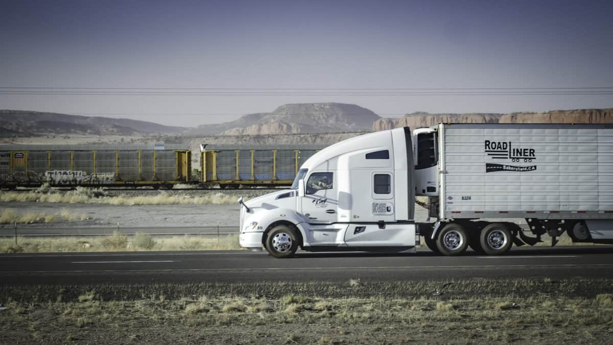 Flock Freight fills empty spaces in 'full' truckloads (Photo: Jim Allen/FreightWaves)