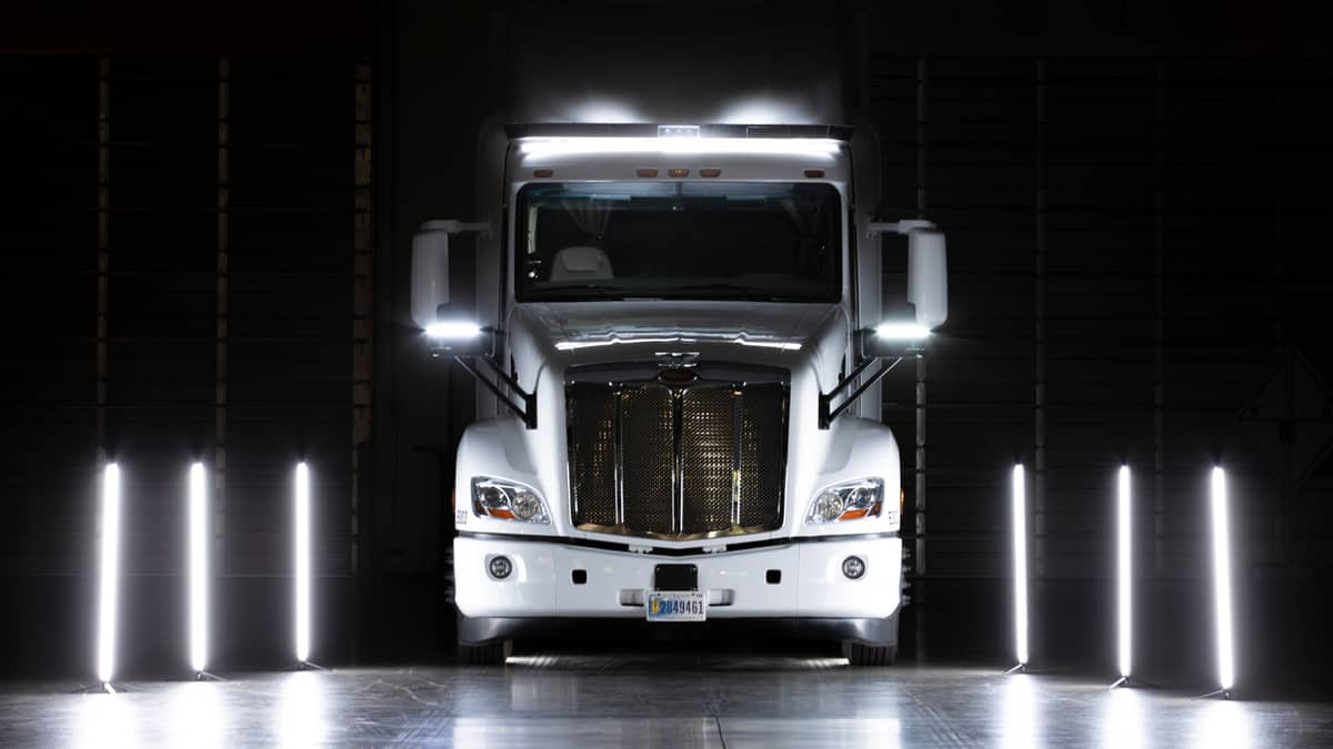 With driverless trucks, trucking would not be the same (Photo: TuSimple)