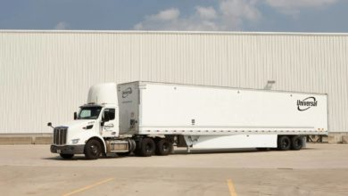 Photo of Universal Logistics rebounds after pandemic-related earnings decline