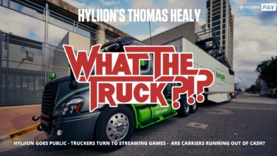 Photo of Hyliion CEO Thomas Healy on going public – WHAT THE TRUCK?!? (with video)