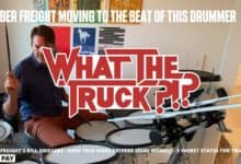 Photo of Uber Freight moving to the beat of this drummer – WHAT THE TRUCK?!? (with video)