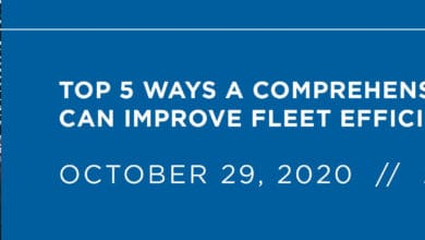 Photo of Top 5 Ways a Comprehensive Commercial Navigation Solution Can Improve Fleet Efficiency—Down to the Last Mile