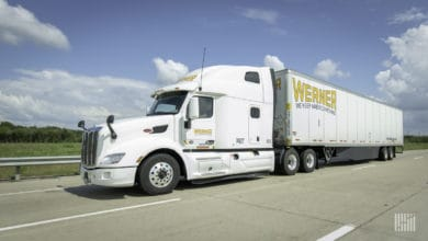 Photo of Werner beats Q3 estimates