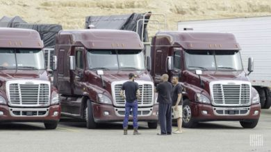 Photo of Employment follow-up: Two-month gains in trucking sector impressive even if rate slowed in September