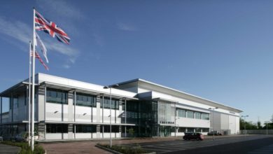 Prologis facility in Coventry, United Kingdom