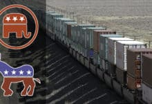 Photo of Freight rail PACs contribute to Republicans and Democrats