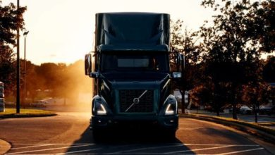 Photo of Volvo to begin production of Class 8 electric trucks in December