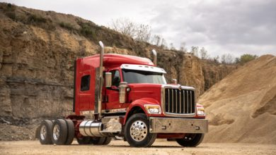 Photo of International HX strengthens and improves on another Navistar cab