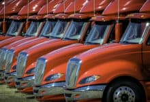 Photo of Used truck sales recovery takes a breather in October