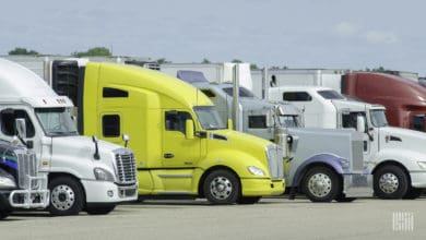 Photo of Trucking costs fell 9.3% in 2019 with industry contraction