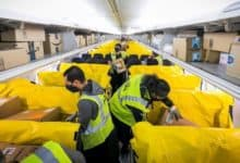 Photo of Seat bags help Alaska Airlines carry more cabin cargo