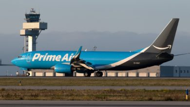 Photo of Amazon Air opens first European hub
