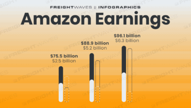 Photo of Daily Infographic: Amazon Earnings