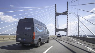 Photo of The Daily Dash: Amazon tops FreightTech 25; SONAR for shippers