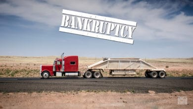 Photo of Truckers owed money after Texas firm files for bankruptcy