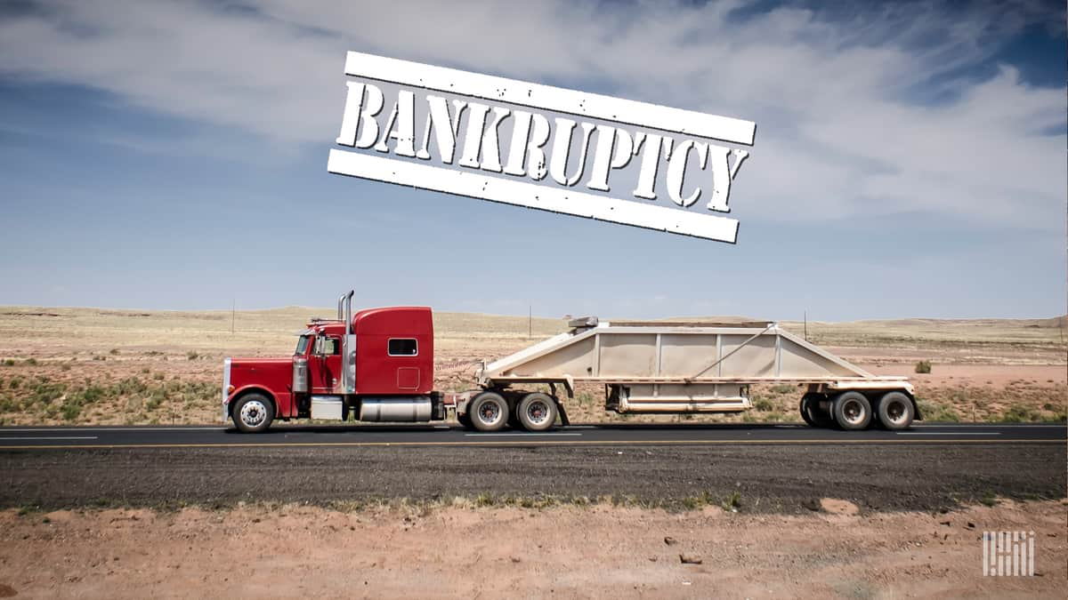 Oilfield company files for Chapter 11 protection