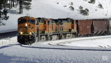 Photo of Intermodal growth fuels US traffic volume gains