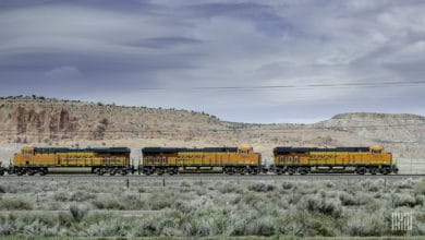 Photo of Coal, petroleum and sand drive BNSF's operating revenues lower