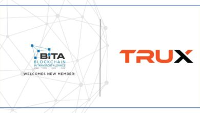 Photo of TRUX announces Blockchain in Transport Alliance membership