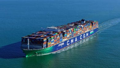 Photo of CMA CGM's third-quarter profits jump 522%