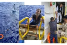 Photo of Celebrity site picks up mariner's fabulous rescue