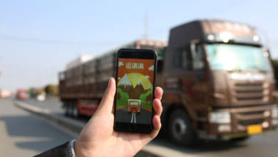 Photo of Google-backed Chinese trucking startup raises $1.7B
