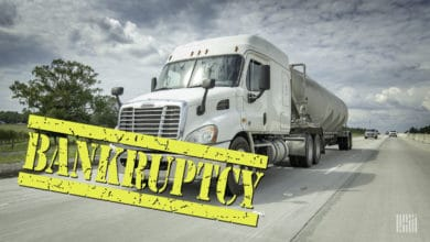 Texas oilfield services company files for bankruptcy