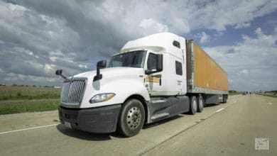 Photo of Schneider CEO says only 'third inning' of trucking cycle