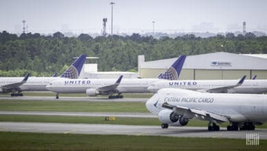 Photo of Air cargo momentum builds; air travel stumbles