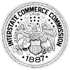Seal of the Interstate Commerce Commission.