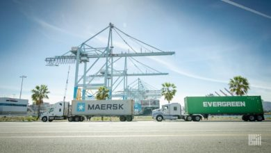 Photo of Maersk moves quickly in reaction to criticism of delays in California ports